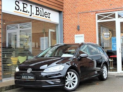 brugt VW Golf Variant 1,5 TSI BMT EVO Highline DSG 150HK Stc 7g Aut. A+
