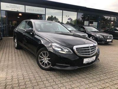 brugt Mercedes E200 2 BlueTEC Avantgarde