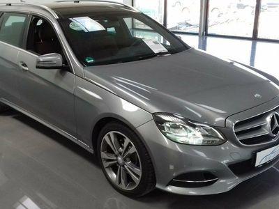 brugt Mercedes E250 2 CDi Avantgarde st.car aut.
