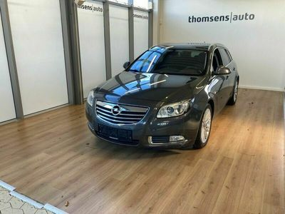 brugt Opel Insignia 2,0 CDTi 160 Cosmo Sports Tourer eco