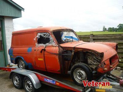 brugt Ford Anglia 105 van