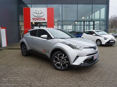 käytetty Toyota C-HR 1,8 B/EL Premium Selected Multidrive S 122HK 5d Aut.