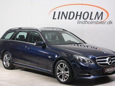 gebraucht Mercedes E350 0 BlueTEC Edition E stc. aut.