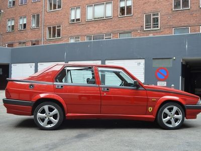 brugt Alfa Romeo 75 2,0 Tvin Spark