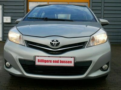 brugt Toyota Yaris 1,4 D-4D T2 Touch