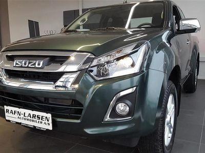 brugt Isuzu D-Max Extended Cab 1,9 D Premium 3ton 4WD 163HK Pick-Up 6g