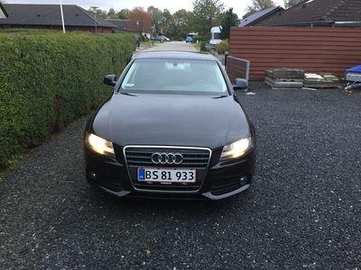 brugt Audi A4 1.8 160 HK