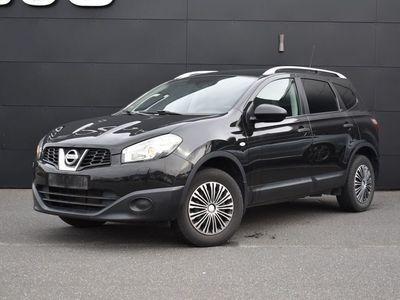brugt Nissan Qashqai +2 1,6 Tekna