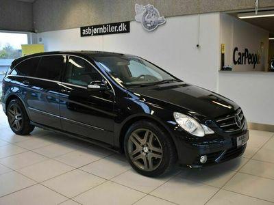 brugt Mercedes R320 3,0 CDi aut. 4-M lang 7prs
