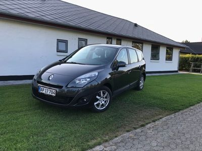 brugt Renault Grand Scénic 1,5 DCI 110