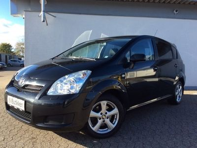 brugt Toyota Corolla Verso 5 pers. 1,6 Basic 110HK