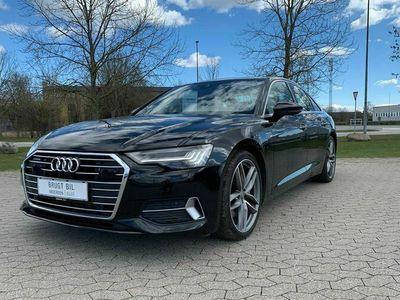 brugt Audi A6 3,0 TDI Sport Prestige Quattro Tiptr. 286HK 8g Trinl. Gear