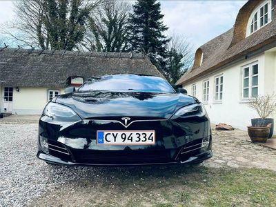 brugt Tesla Model S 75R