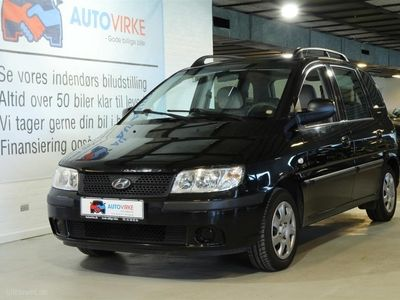 brugt Hyundai Matrix 1,6 GL 103HK Aut.