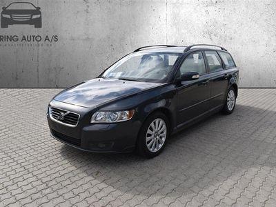 brugt Volvo V50 2,0 145HK Stc - Personbil - Koks