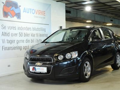 usado Chevrolet Aveo 1,2 ECO LT 86HK 5d