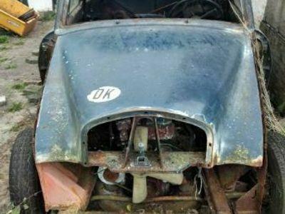 brugt Mercedes B180 W120 Ponton