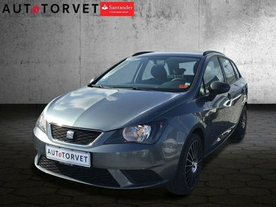 brugt Seat Ibiza ST 1,6 TDi 90 Reference