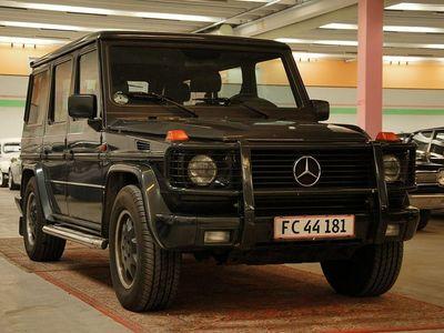 brugt Mercedes 560 G-KlasseGE Brabus