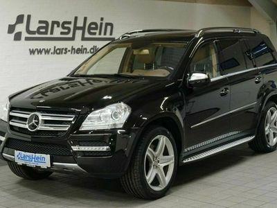 käytetty Mercedes GL450 4,0 CDi aut. 4-M