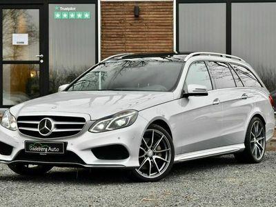 brugt Mercedes E350 0 BlueTEC stc. aut. 4-M Van