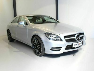brugt Mercedes CLS500 4,7 aut. BE