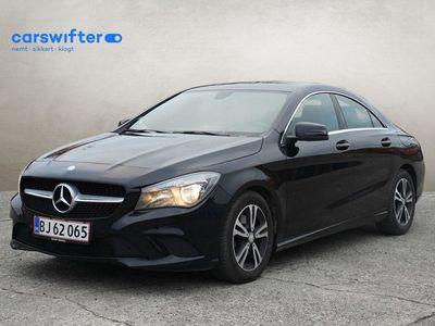 brugt Mercedes CLA180 1,6 Urban 4d
