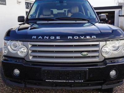 brugt Land Rover Range Rover UOPLYS