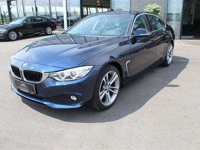 używany BMW 420 Gran Coupé d 2,0 D Steptronic 190HK 5d 8g Aut.