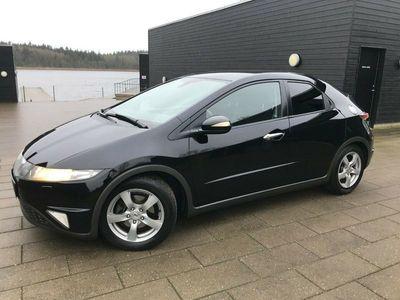 brugt Honda Civic 1,8 Sport i-Shift