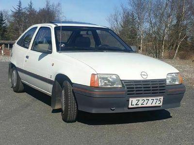 brugt Opel Kadett E 1,3S 3dr