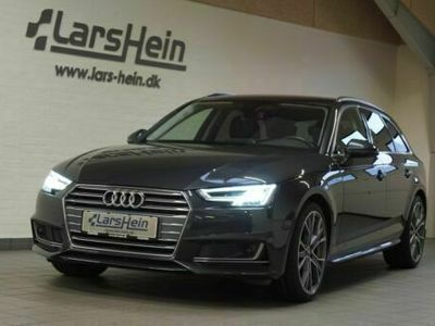 brugt Audi A4 TDi 150 S-line Avant S-tr.