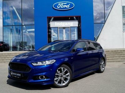 brugt Ford Mondeo 2,0 TDCi 150 ST-Line stc. aut.