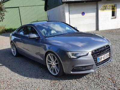 brugt Audi A5 coupe 1,8tfsi