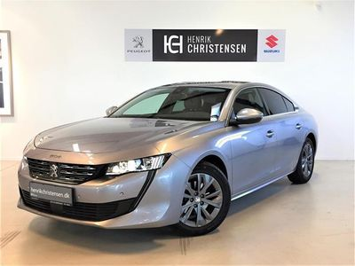 brugt Peugeot 508 1,5 BlueHDi Allure EAT8 start/stop 130HK 8g Aut.
