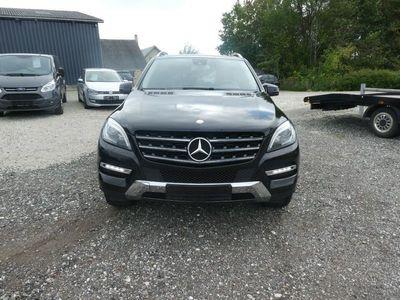 brugt Mercedes ML350 3,0 BlueTEC aut. 4-M Van