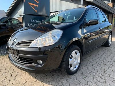 brugt Renault Clio III 1,5 dCi 68 Expression ST