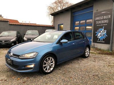 begagnad VW Golf VII 1,4 TSi 140 Highline DSG BMT