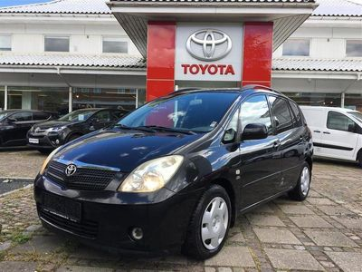 brugt Toyota Corolla SportsVan 2,0 TD CombiVan 89HK Van