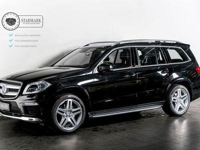 brugt Mercedes GL350 3,0 BlueTEC aut. 4-M Van