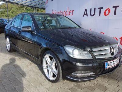 brugt Mercedes C180 2,1 CDI BlueEfficiency 120HK 6g
