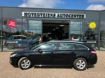 usado Peugeot 508 2,0 HDi 163 Active SW