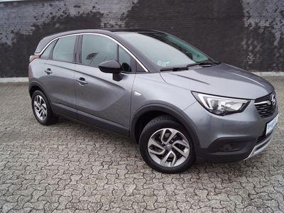 gebraucht Opel Crossland X 1,6 CDTI INNOVATION Start/Stop 120HK 5d 6g