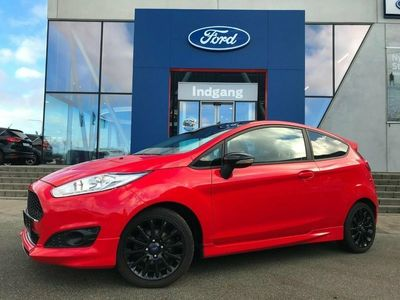 brugt Ford Fiesta 1,0 SCTi 140 Red Edition