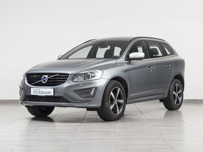 second-hand Volvo XC60 2,4 D4 R-design AWD 190HK 5d 6g Aut.