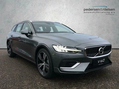 brugt Volvo V60 2,0 T6 Twin Engine Inscription 340HK Stc 8g Aut.