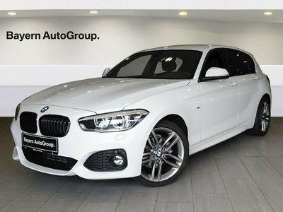 gebraucht BMW 118 d 2,0 M-Sport aut.