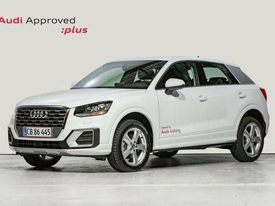 używany Audi Q2 30 TDi Sport S-tr.