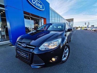 brugt Ford Focus 1,0 EcoBoost Edition 125HK Stc 6g