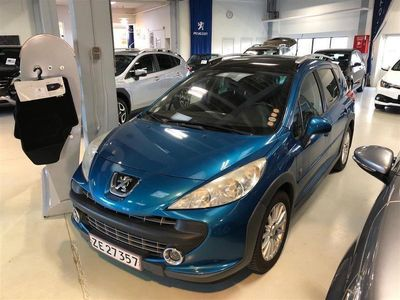 second-hand Peugeot 207 Outdoor SW 1,6 Premium 120HK Stc